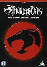 Thundercats - Series 1-2 - Complete (DVD, 2008, 24-Disc Set, Box Set)