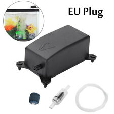 Aquarium Small Oxygen Pump Kit Silent Fish Healthy Air Pump One-way Check Valve