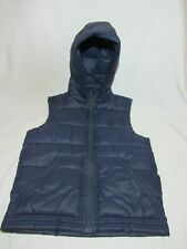 Boys Blue Benetton Body Warmer with its own 'pack-a-jacket' carry bag