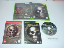 ENCLAVE game complete in case w/ manual for MICROSOFT XBOX