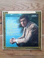 Engelbert Humperdinck – The Last Waltz Decca – LK 4901 Vinyl, LP, Album, Mono
