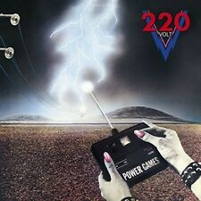 220 Volt - Power Games [New CD] Holland - Import