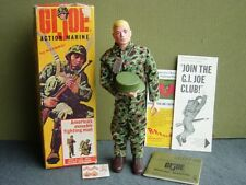 Gi Joe Vintage Marine in the Box