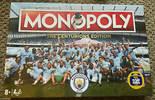 Manchester City Monopoly - Rare - The Centurions Edition.  New and Sealed
