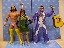 WWE MATTEL ELITE SERIES WRESTLING FIGURES FLASHBACK LEGENDS MACHO MAN HONKY TONK