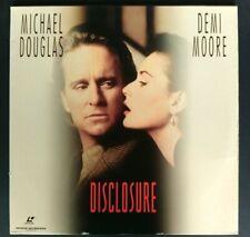 LASERDISC Disclosure - Michael Douglas - Demi Moore