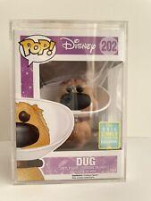 Disney Funko Pop! Dug #202 2016 Summer Convention Exclusive Vinyl Figure