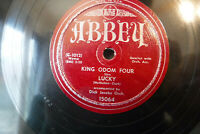King Odom Four, Lucky / Don't Trade Your Love For Gold, Abbey 15064 Doo Wop Soul