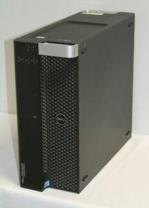 DELL Precision T5610 Xeon E5-2630 v2 2.6 GHz Six Core 32GB RAM 512GB SSD Win10