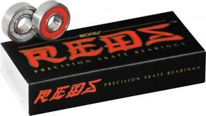 Genuine Bones Reds Scooter Bearings - Pack of 16  + Free Sticker