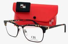 Carolina Herrera VHE735 0780 Tortoise with Black / Demo Lens 53mm  eyeglasses