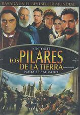 DVD - Los Pilares De La Tierra NEW Nada Es Sagrado 2 Disc FAST SHIPPING !