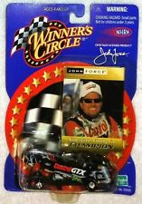 John Force 1/64 9-Time Champion Castrol GTX Funny Car Winners Circle