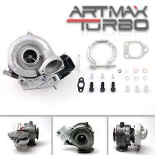 Turbolader BMW 120d E87 320d E90 E91 163 PS 49135 Montagesatz & Ladedrucksteller