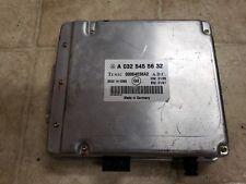 MERCEDES-BENZ W220 S430 S500 SUSPENSION CONTROL MODULE COMPUTER 0325455632