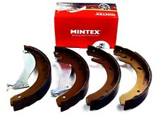 MINTEX REAR BRAKE SHOES SET LAND ROVER FREELANDER MFR440 (REAL IMAGE OF PART)