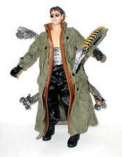 """MARVEL COMICS SPIDERMAN 1 / 6 ° 12 """"DR polpo dettagliate cattivo Toy Figure RARE"""