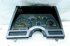 Delphi OEM Analog Speedometer Cluster for 1989 Chevrolet Cavalier 22537615 NORS