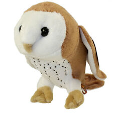 Adventure Planet Plush Pounce Pal - BARN OWL ( 6 inch ) - New Stuffed Animal Toy
