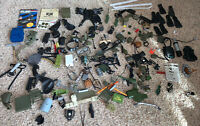 Vintage 1990s GI Joe/Ultimate Soldier/ Action Man Accessories Lot Of Over 100