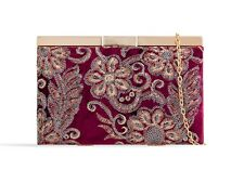 4504a2af6e LeahWard Women s Clutch Bag Beaded Wedding Purse Evening Handbags 352