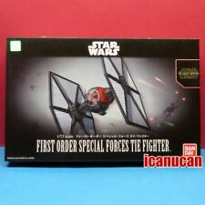 Bandai [Star Wars] 1/72 First Order Special Force Tie Fighter model kit #0203219