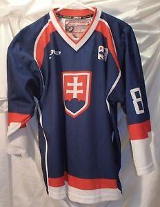 Marian Hossa Slovakia National Team Ice Hockey Jersey Mens XS