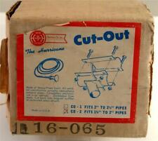 Vintage Nos,Nib,Ratrod,Hotrod,Tru ck,Car Hurricane Manual Exhaust Cut-Out Kit,Usa