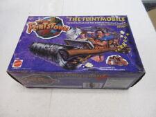 Vintage The flintstones THE FLINTMOBILE by Mattel NEW