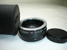 SOLIGOR MC auto 2x Tele Converter lens , PENTAX  K (PK) mount  (no auto focus)