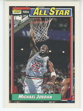 1992-93 Topps Basketball #115 Michael Jordan AS