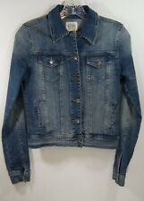 Cello Denimwear Los Angeles jean denim jacket size Small S trucker