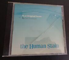 THE HUMAN STAIN For Your Consideration FYC Best Original Score CD Rachel Portman
