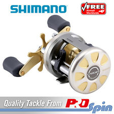 Shimano Cardiff 200A Overhead Baitcast Reel - Approved For Saltwater Fishing