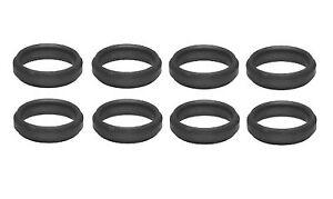 Mercedes R107 W116 W124 Upper Intake Manifold Seal Ring (Set of 8 Rings) AJUSA