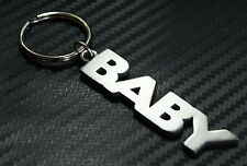 BABY Babe Cutey Cute Sexy Pet Nickname Keyring Keychain Key Fob Bespoke