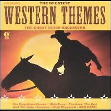 The Greatest Western Themes, The Ghost Rider Orchestra, Good CD