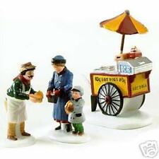 Dept 56 Christmas In The City Hot Dog Vendor
