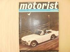 Sporting Motorist.1965.Cortina Lotus. BMW 1800 ti.Apine Rally.Rover 3lt.Porsche