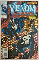 VENOM FUNERAL PYRE#1 NM 1993 THE PUNISHER MARVEL COMICS