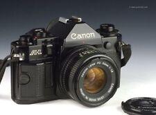 Canon A-1 + FD 50mm f/1.8