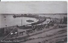 Postcard - The Pier Southampton Hampshire