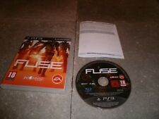 JEU PLAYSTATION 3 PAL Fr (PS3): FUSE
