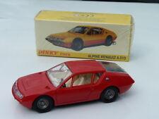 Alpine Renault A310  - ref 1411 au 1/43 de dinky toys atlas