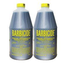 2Pc King Research Barbicide Hospital Germicide Virucide Anti-Rust Formula - 64oz