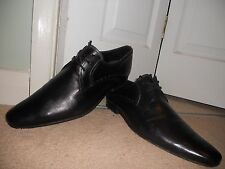 """TED BAKER LONDON Quality grade all leather Pointed toe shoes size uk 10""""Eur 44"""