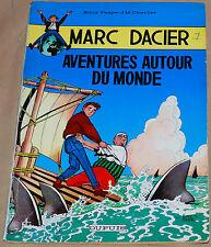 Marc Dacier -1- / Aventures autour du monde / EO 1960/BE+