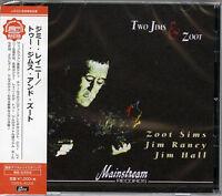 JIMMY RANEY-TWO JIMS AND ZOOT-JAPAN CD Ltd/Ed B63
