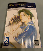 Fumi Yoshinagi's Truly Kindly - English Blu Manga Yaoi Book Graphic Novel RARE!