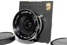 **OPTICAL TOP MINT** FUJI OPT FUJINON SW F/8 90mm Seiko Shutter FROM JAPAN #124